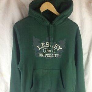 LESLIE UNIVERSITY hoodie sweatshirt